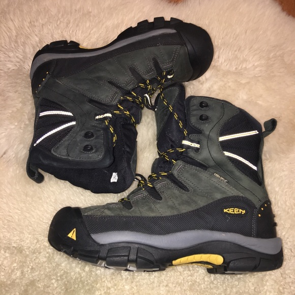 Keen Mens Summit County Winter Boots